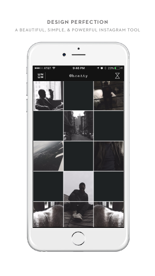 A visual planner to edit your Instagram theme ahead of time. Plan your tiles, edit photos, and see how they would look in your feed.