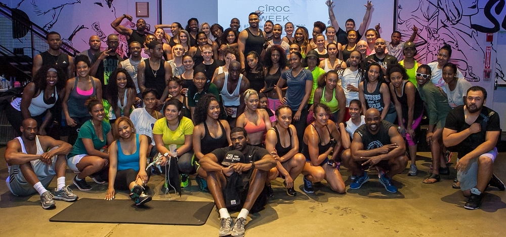 TrainwithSerge Boot Camp & Happy Hour