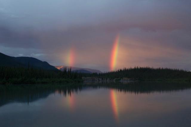 Nahanni River Double Rainbow.jpg