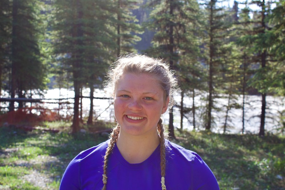 Micaela Klutz Nahanni Wild River Guide