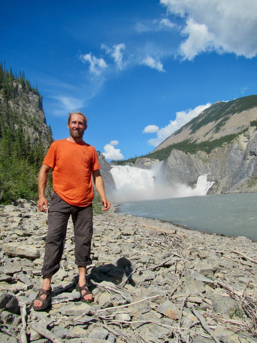 Tim Ross Nahanni Wild River Guide