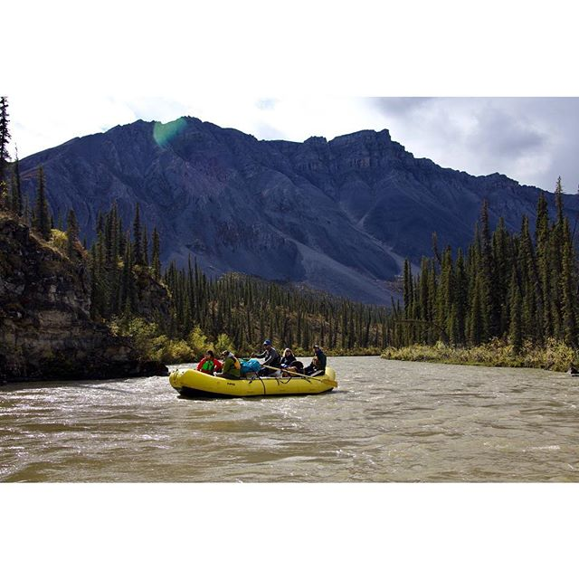 Warm sunshine, friends and a piece of wilderness... About all we could ask for on the first weekend of autumn.  #NahanniWild #MountainRiver #gettingafterit #spectacularnwt #choosemountains #passionpassport #adventure