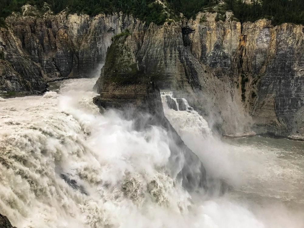 Virginia Falls. Photo by Joseph Homsy