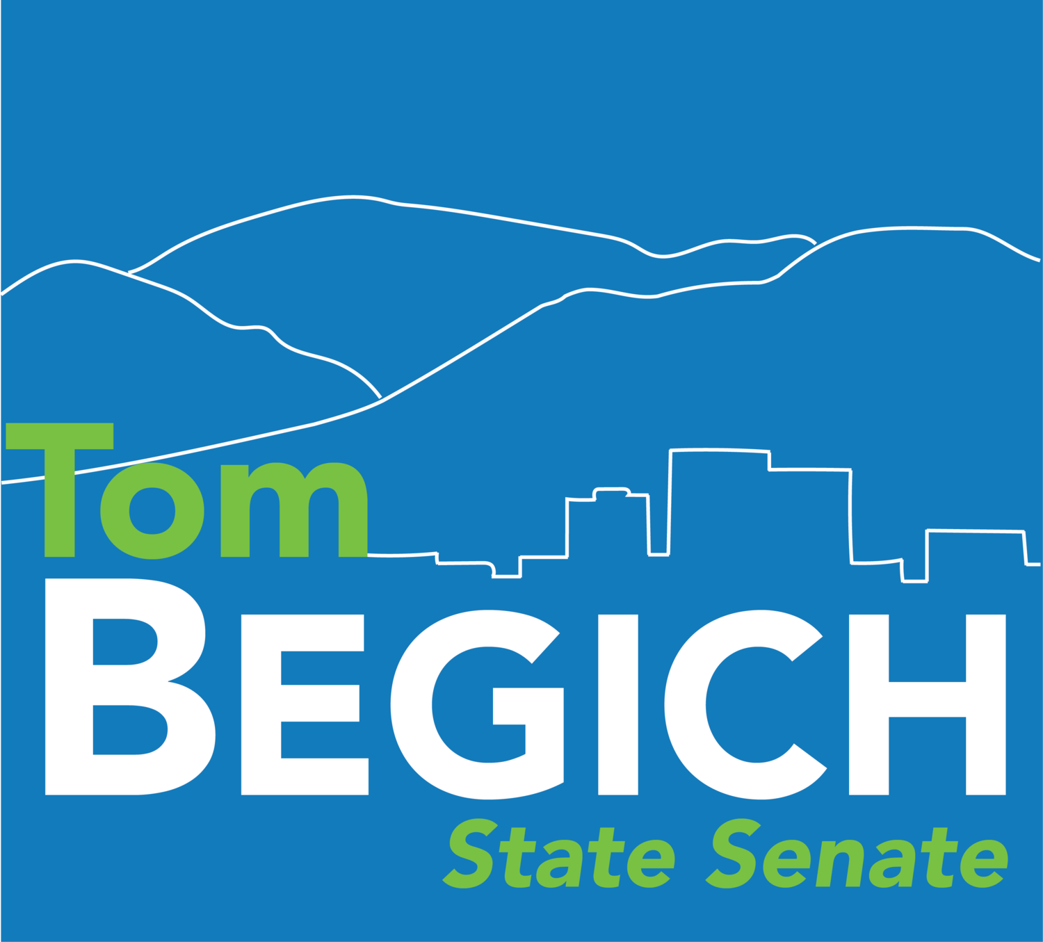 Tom Begich for Alaska
