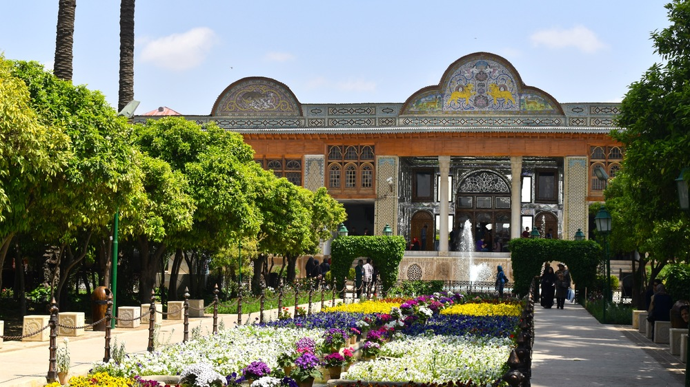 Iran-Shiraz-Orange-Garden-Naranjestan