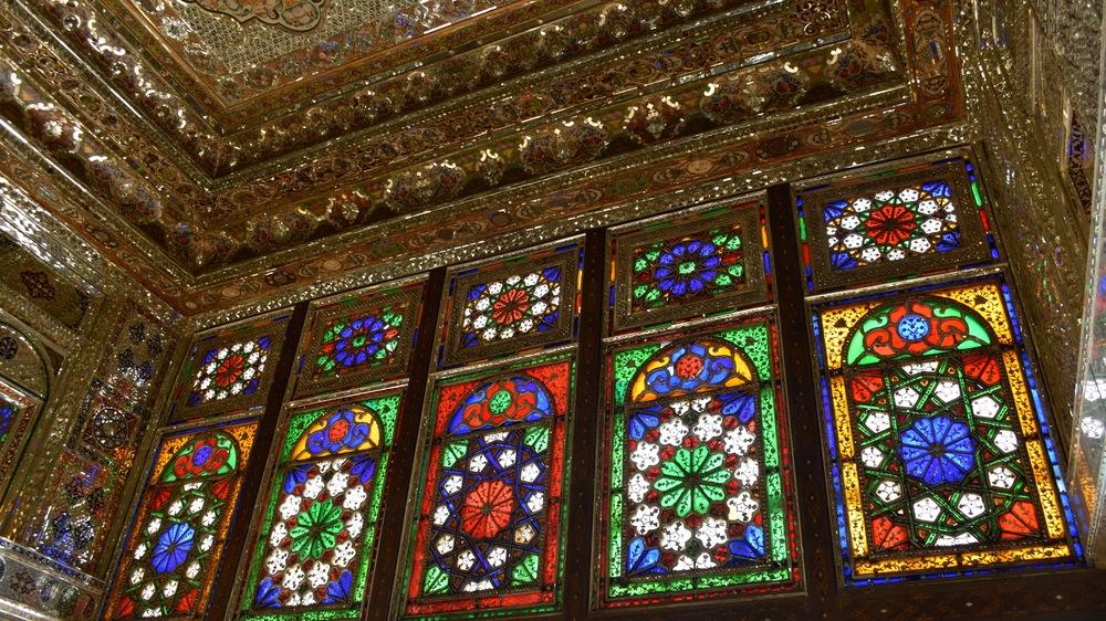 Iran-Shiraz-Zinat-ol-Molk-house