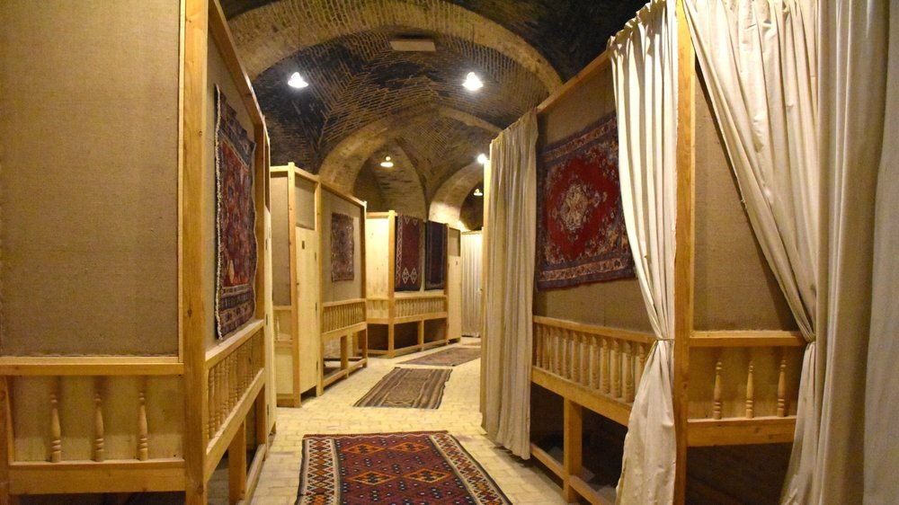 Iran-caravanserai-Zein-o-Din