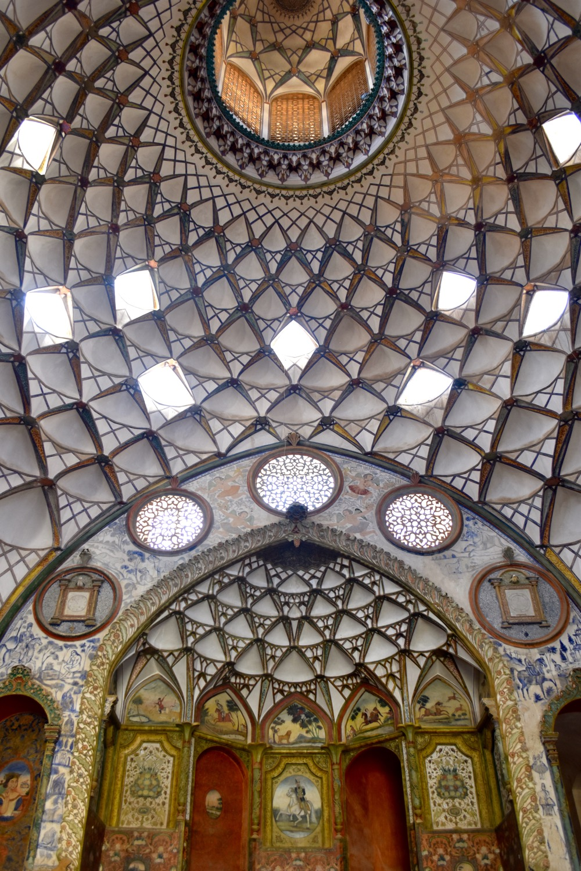 Iran-Kashan-Borujedi-House