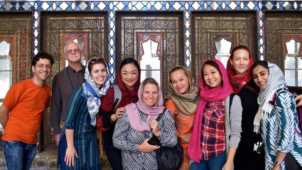 Iran-Tehran-Golestan-group.jpg