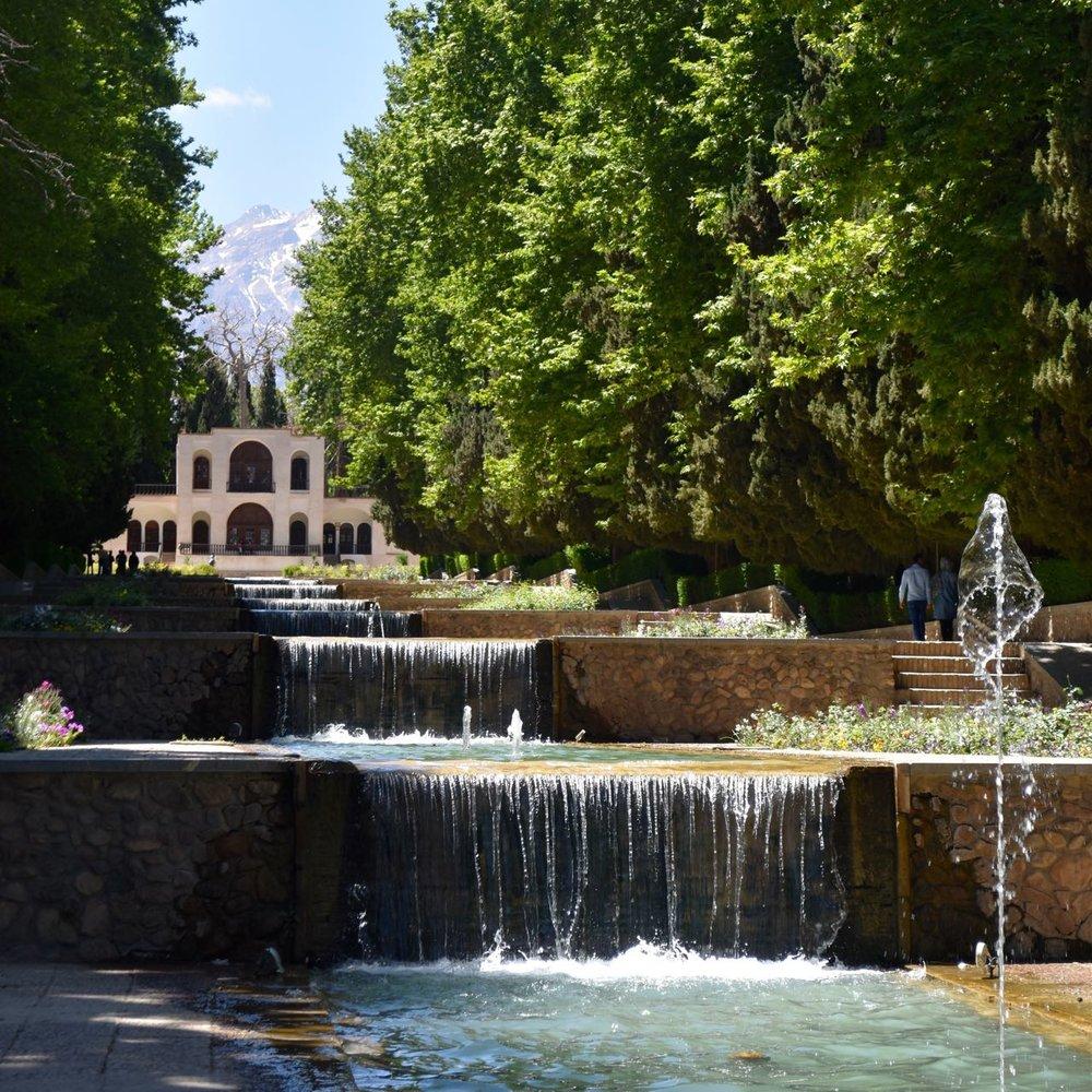 Iran-Kerman-Shazneh-Prince-Garden-waterway.jpg
