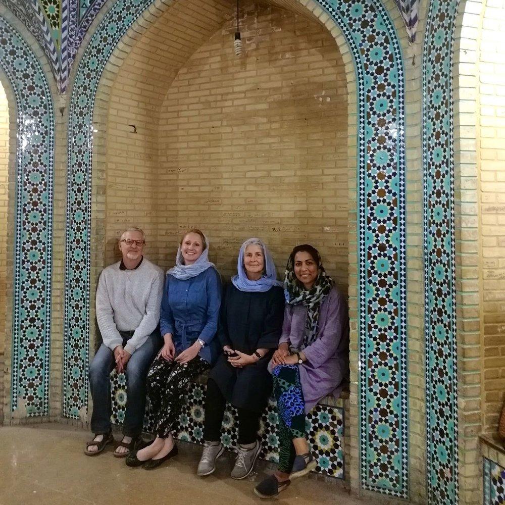 Iran-Shiraz-Sa'adi-mausoleum-tourists.jpg