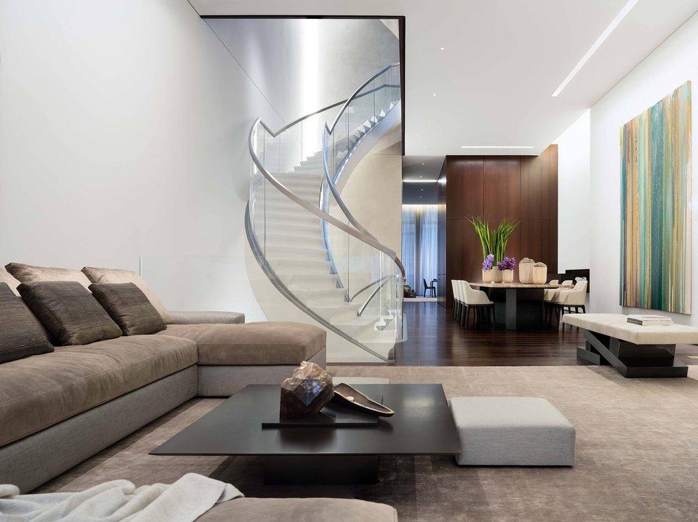 Gabellini Sheppard - Upper East Side Residence