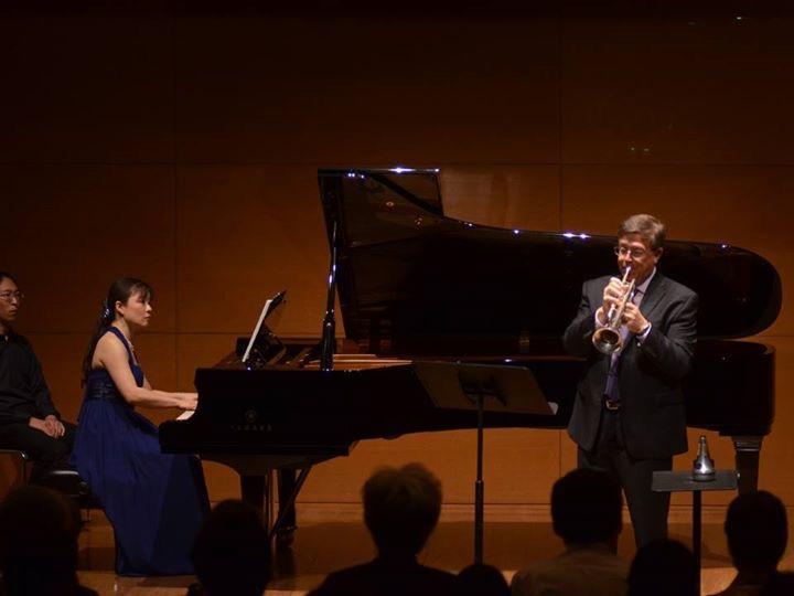 Recital with Hiroko Hayashi