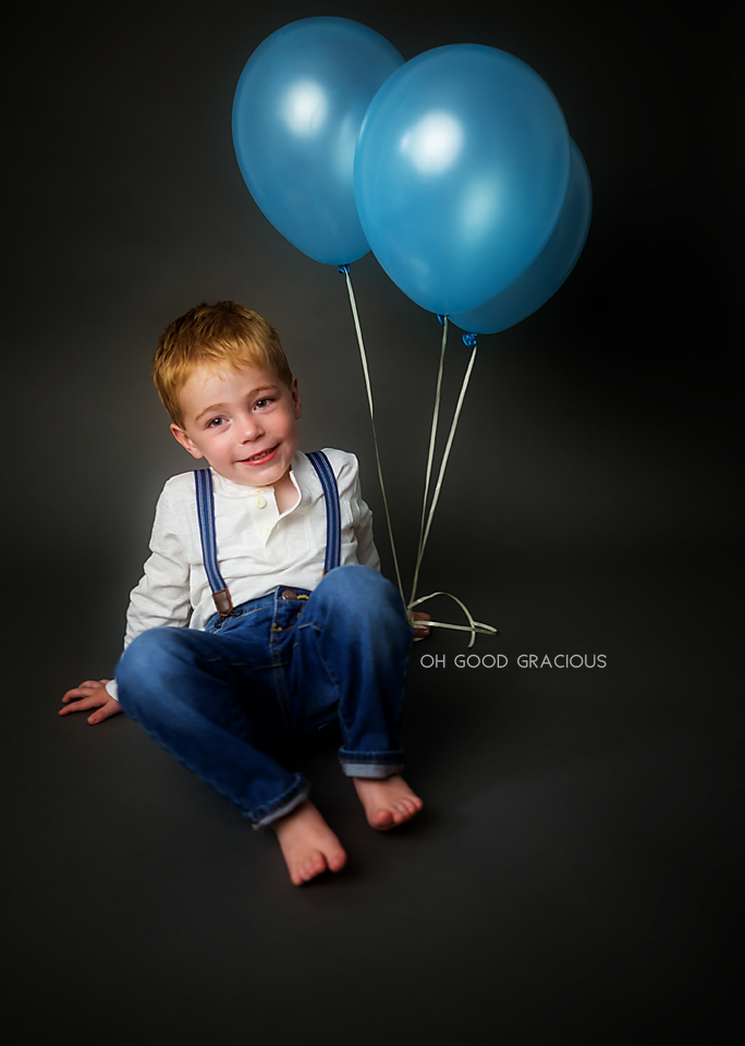 Bergen County Children's photographer