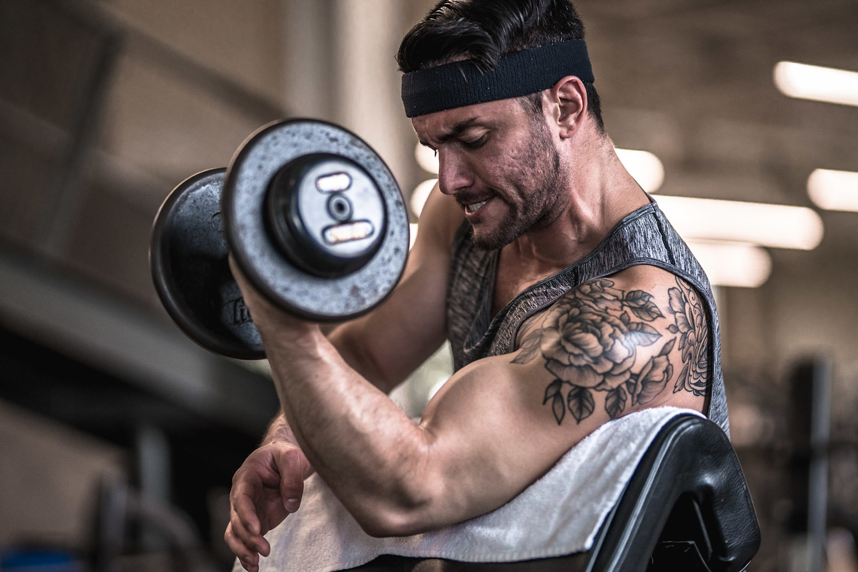 Mens 8 Week Full Body Program
