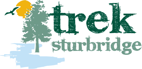 Trek Sturbridge  The Sturbridge Trail Committee    Check out our website for details:  www.sturbridgtrails.org