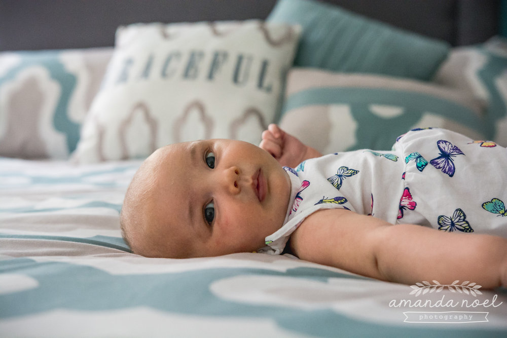 springfield, ohio, newborn, lifestyle, photographer, Amanda Noel