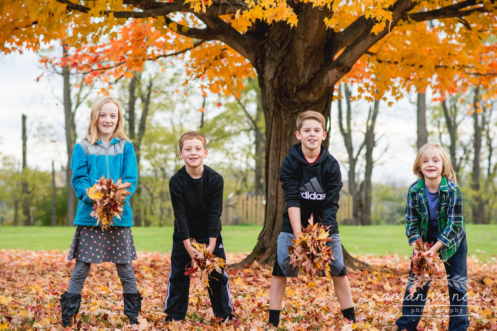 Springfield Ohio Family Photographer | Amanda Noel Photography
