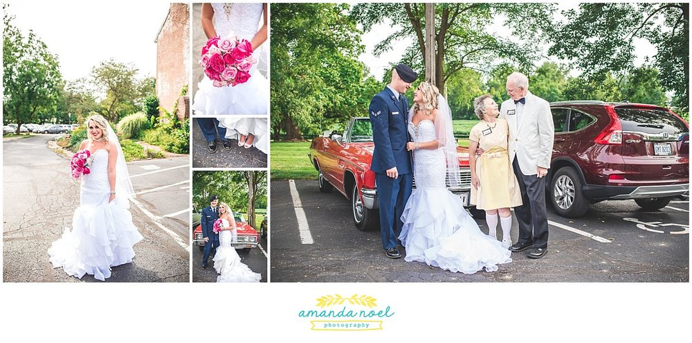 Springfield Ohio wedding
