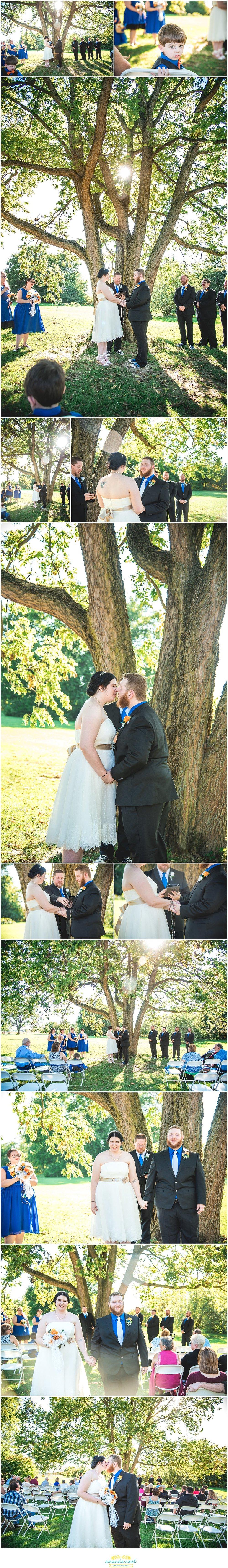 Dayton OH Wedding Photography | Amanda Noel Photography
