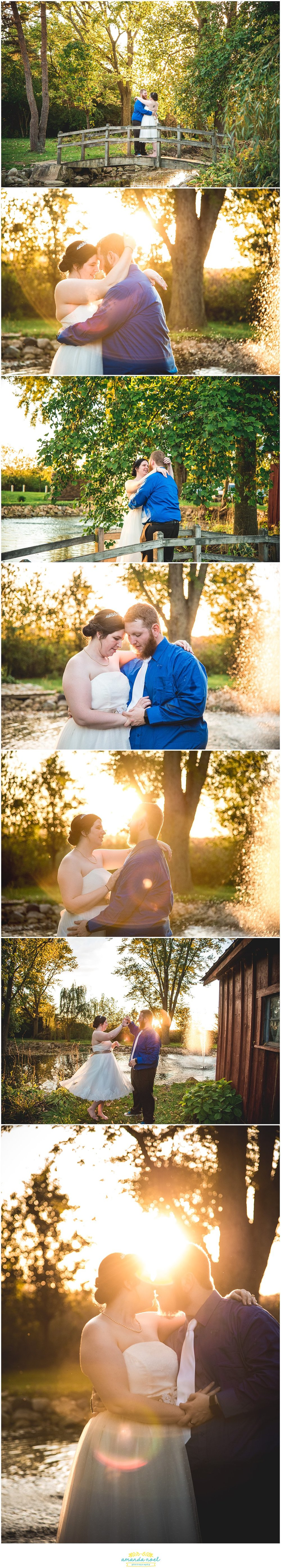 Dayton Ohio Wedding Photographer | Amanda Noel Photography