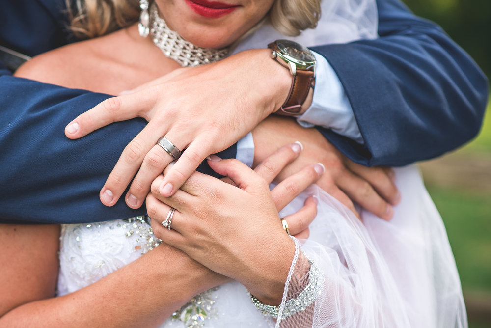 Columbus Ohio Wedding Photographer | ring details