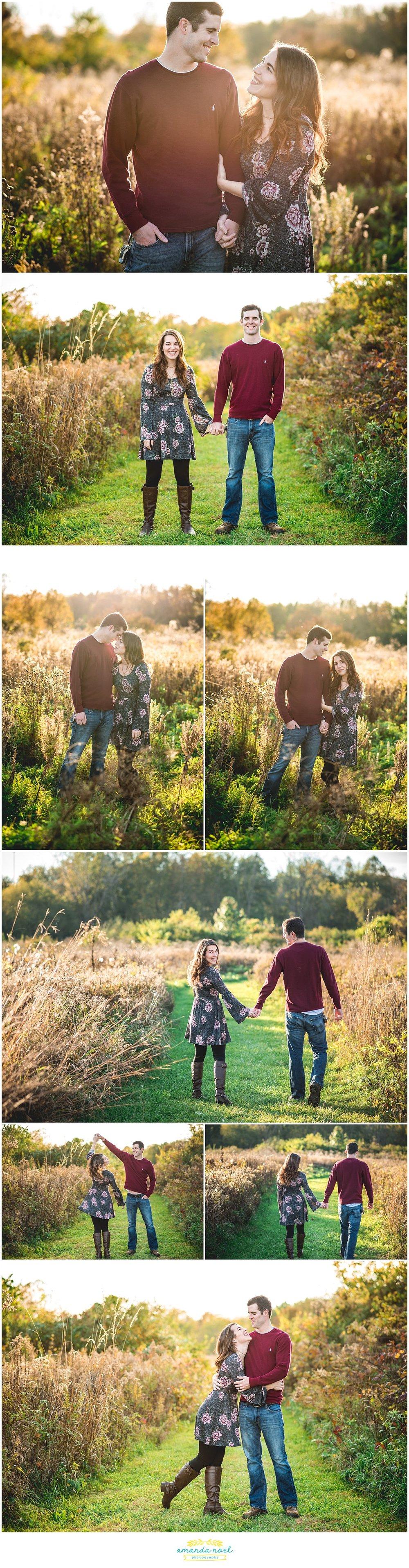 Columbus-Ohio-couple-photographer-fun-session-in-a-field