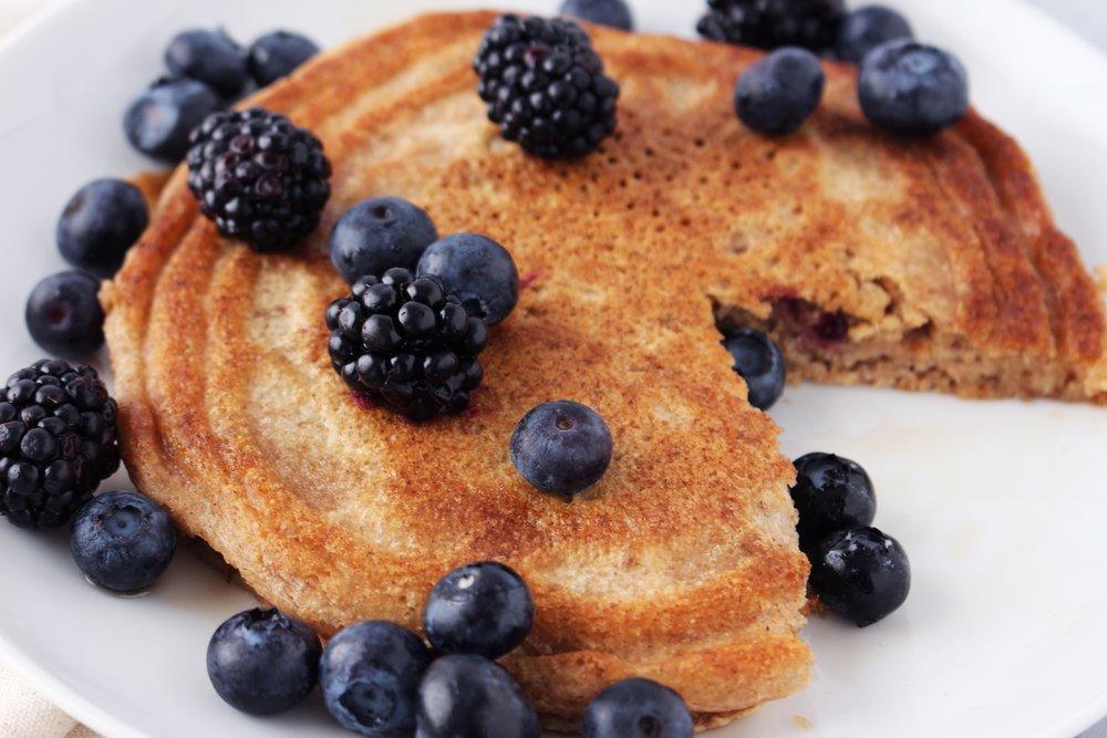 healthy-protein-pancakes