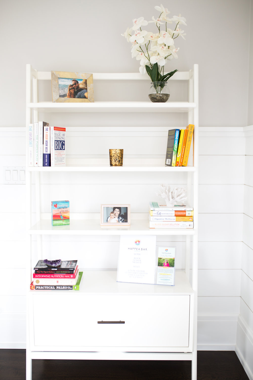 Amanda Morgan Office Shelves