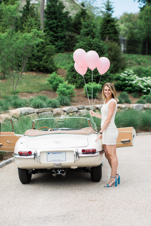 Amanda Morgan Blogger Baby Reveal