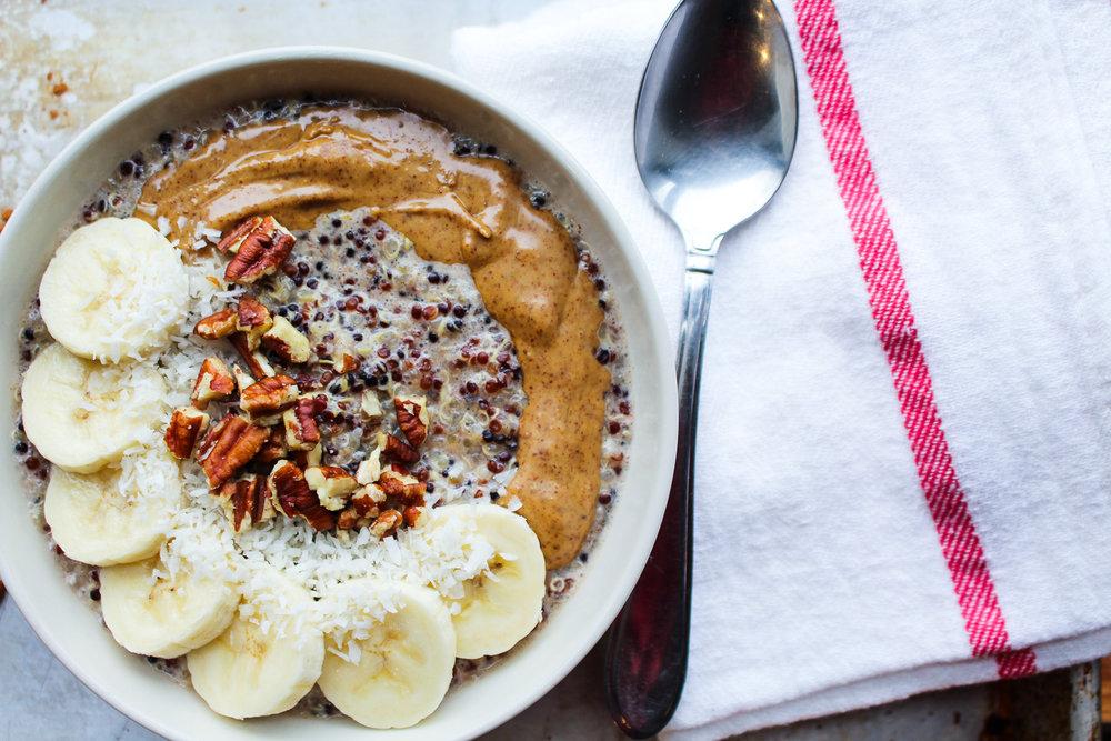Michelle Kabler Healthy Wife Crush Porridge