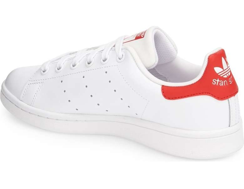 Stan Smith Red