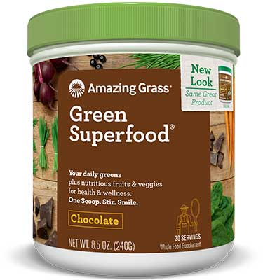 Current Obsessions Superfood Powder