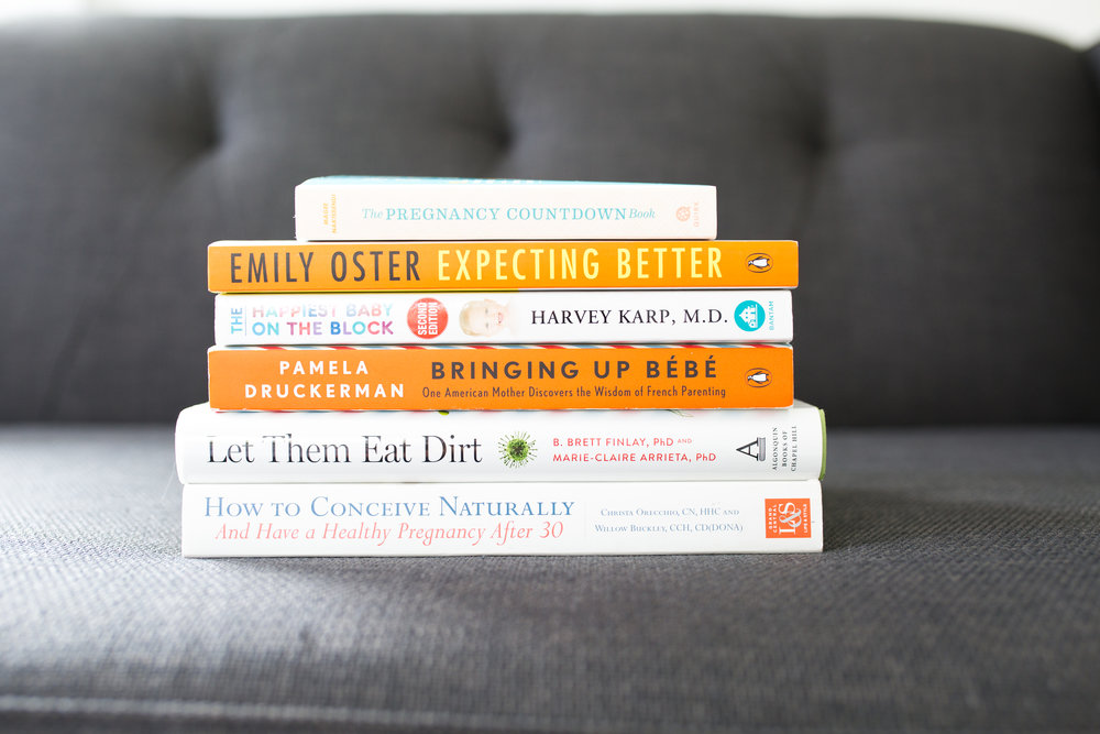 Best Pregnancy Books