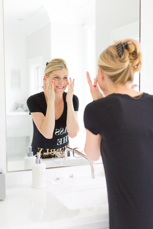 Organic Skincare Routine