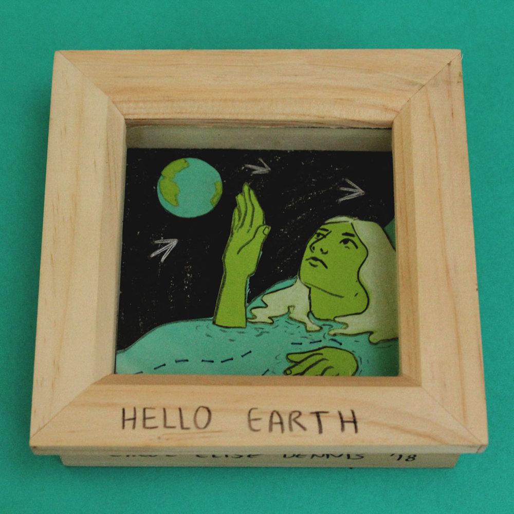 'Hello Earth' - Kate Bush