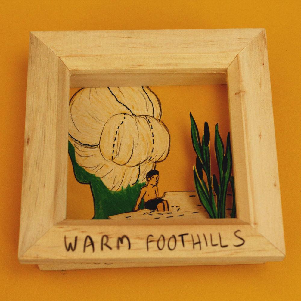 'Warm Foothills' - alt-J