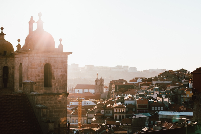 Porto - Photography by Toby MitchellFeatured in Volume 3°A progressive collection of photos taken to expose the essence of one of three unique locations in Portugal. From the hustle of Lisbon, to hidden caves and natural beauty in the quiet Portuguese town of Sintra and finally the historic coastal city of Porto.