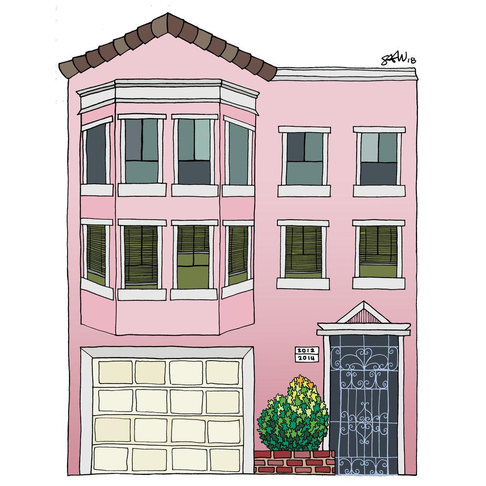 Inner Richmond District, San Francisco CA