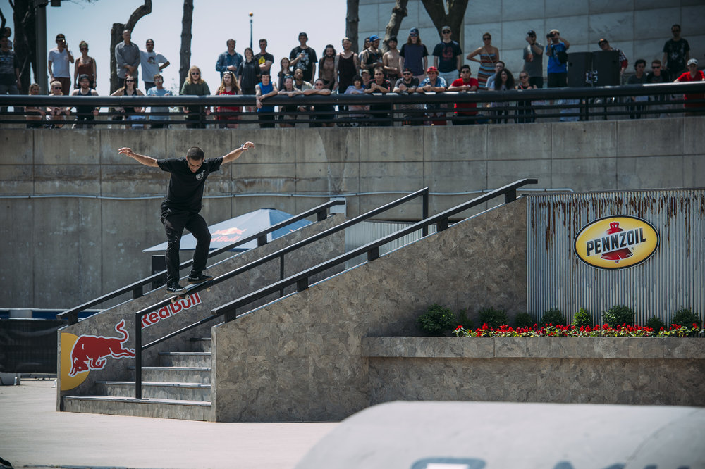 Third place qualifier Youness Amrani - Photo Ryan Taylor.jpg