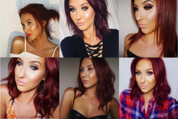 pictures from Jaclyn's Instagram (@JaclynHill)