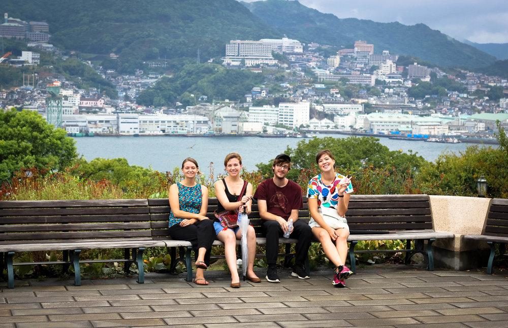 Until next time, Nagasaki.