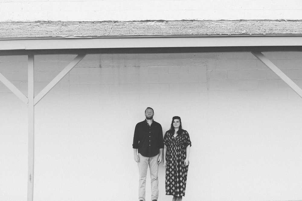 Carolina Story, Folk Duet hailing from Nashville, TN