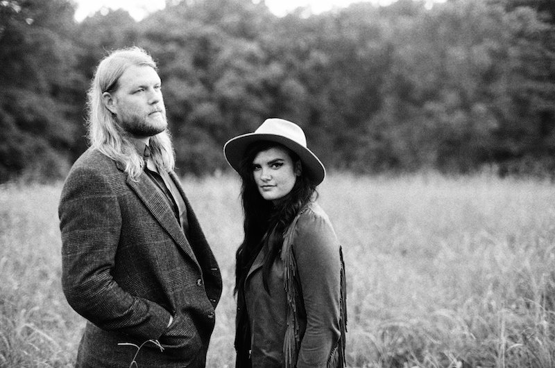 Nashville folk duo Carolina Story 06/02/17