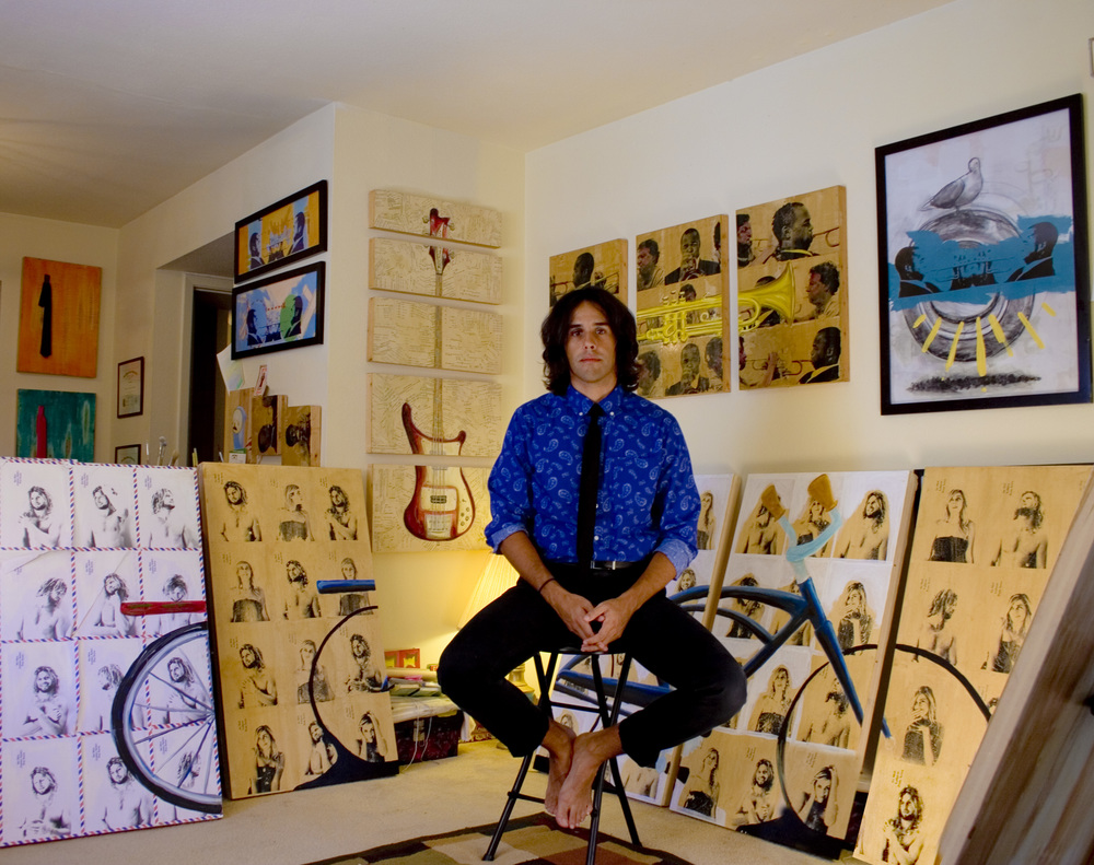 Art studio vibes in Houston TX 2014 for The Daily News regarding Artoberfest