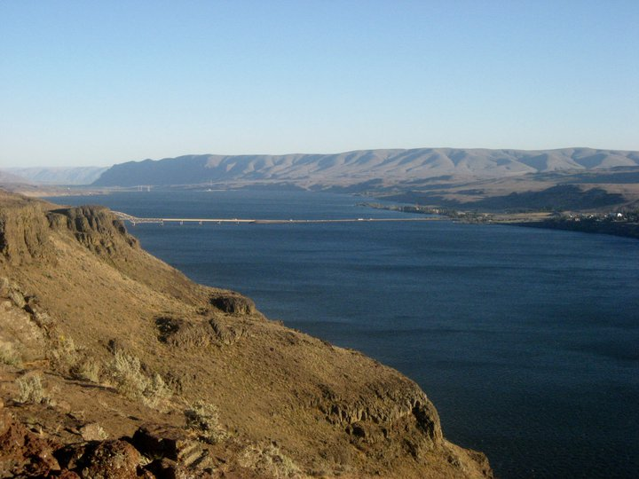 Wanapum Dam, Northern Washington. Road Trip, 2011