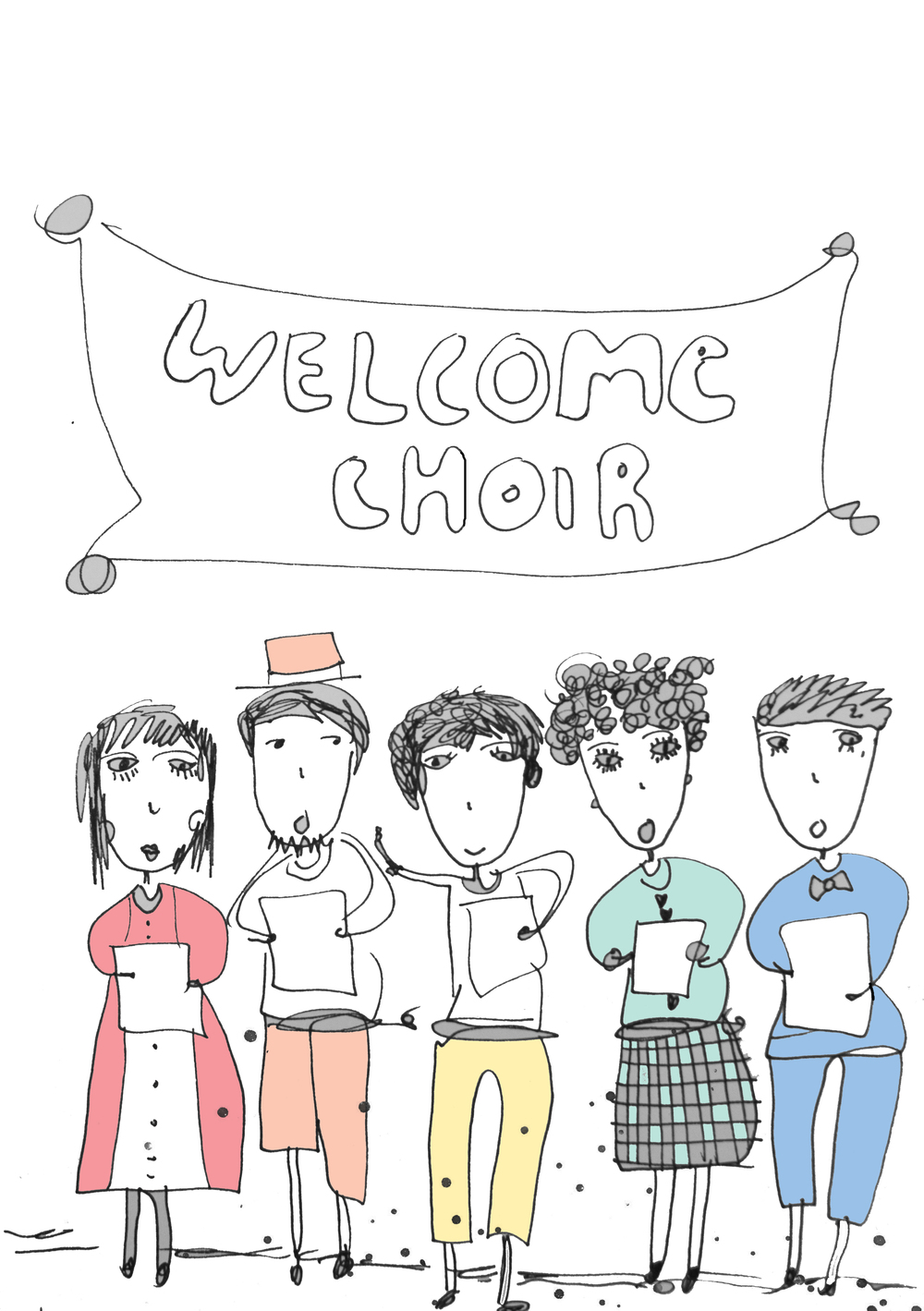 thewelcomechoir