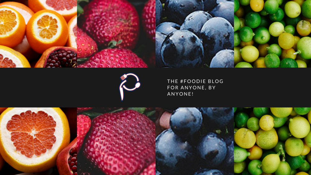 Foodie Blog  -