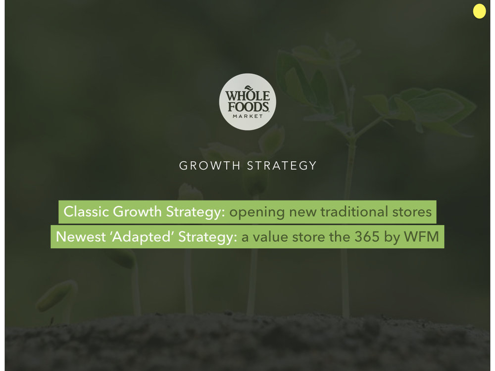 whole foods case study strategic management