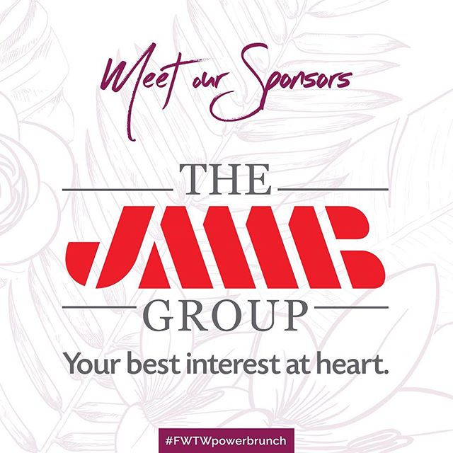 We're glad to have Jamaica Money Market Brokers (JMMB) @jmmbgroup on board as sponsors! They are big on women empowerment and advancement as well as providing value, great experiences and providing solutions to help others reach their financial and life goals.  Follow the hashtag #FWTWpowerbrunch to see how they are helping us to make the event a memorable one.